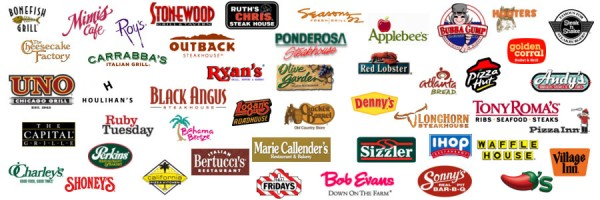 Top  Mexican Restaurant Chains